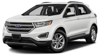 Used 2017 Ford Edge SEL one owner, no accident history, 2.0L engine, Leather heated Seats w/ heated steering wheel, moonroof for sale in Okotoks, AB