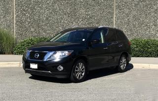 Used 2014 Nissan Pathfinder S V6 4x4 at for sale in Vancouver, BC