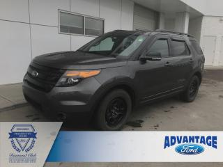 Used 2015 Ford Explorer SPORT for sale in Calgary, AB
