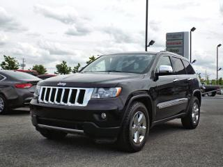 Used 2012 Jeep Grand Cherokee Laredo for sale in Brossard, QC
