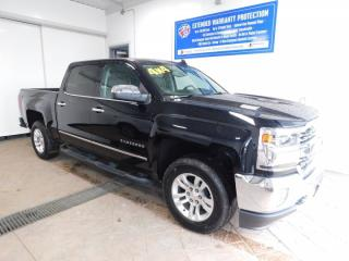 Used 2018 Chevrolet Silverado 1500 LTZ LEATHER 6 PASS for sale in Listowel, ON