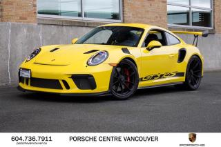 Used 2019 Porsche 911 GT3 RS | PORSCHE CERTIFIED for sale in Vancouver, BC