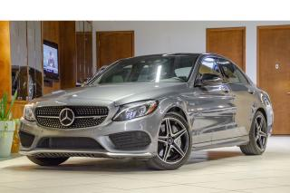 Used 2017 Mercedes-Benz C-Class C43 AMG**NO ACCIDENTS*PANO ROOF*BURMESTER** for sale in Montréal, QC