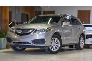 Used 2017 Acura RDX TECH PKG**1 OWNER*GPS*BLIND SPOT*ADAPTIVE CRUISE** for sale in Montréal, QC