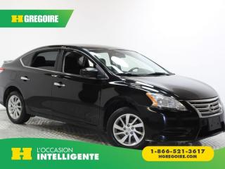 Used 2015 Nissan Sentra S BLUETOOTH BANC CH for sale in St-Léonard, QC