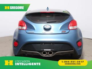 Used 2016 Hyundai Veloster RALLY EDITION A/C GR for sale in St-Léonard, QC