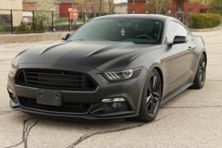 Used 2016 Ford Mustang EcoBoost 317 WHP | Loaded with Upgrades for sale in Waterloo, ON