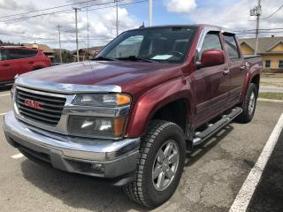 Used 2011 GMC Canyon Cabine multiplaces 4 RM 126,0 po SLE for sale in Val-David, QC