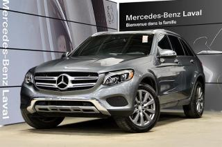Used 2016 Mercedes-Benz GLC 300 Awd Cert., Camera for sale in Laval, QC