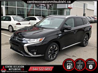 Used 2018 Mitsubishi Outlander GT S-AWC for sale in St-Jérôme, QC
