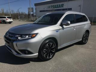 Used 2018 Mitsubishi Outlander PHEV GT S-AWC CUIR TOIT for sale in St-Jérôme, QC