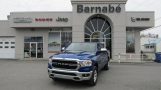 Used 2019 RAM 1500 BIGHORN ENSEMBLE REMORQUAGE CAPACITÉ DE for sale in Napierville, QC