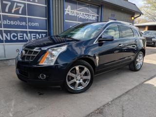 Used 2010 Cadillac SRX Performance + Cuir for sale in Boisbriand, QC