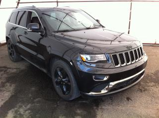 Used 2016 Jeep Grand Cherokee Overland DUAL PANE SUNROOF, BLACK OUT PACKAGE, 20
