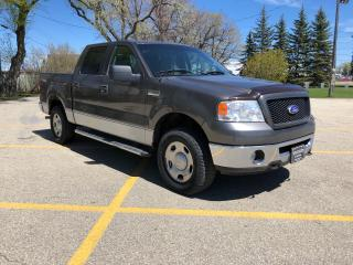 Used 2006 Ford F-150 XLT New Spark Plugs & Exhaust Manifold! for sale in Winnipeg, MB