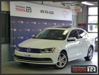 Used 2015 Volkswagen Jetta Trendline+ / manuelle / toit / mags for sale in Trois-Rivières, QC
