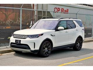 Used 2017 Land Rover Discovery TD6 HSE LUXURY (7 SEATS) for sale in Vancouver, BC