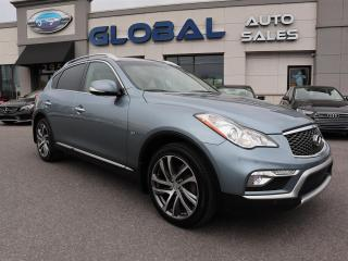Used 2016 Infiniti QX50 AWD LEATHER NAVIGATION SUNROOF. for sale in Ottawa, ON