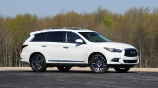 Used 2016 Infiniti QX60 AWD REV. CAMERA SUNROOF LEATHER. for sale in Ottawa, ON
