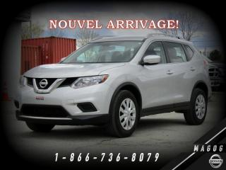 Used 2015 Nissan Rogue S AWD + CAMÉRA + 26 124 KM + BLUETOOTH + for sale in Magog, QC
