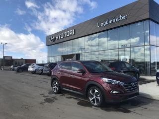 Used 2016 Hyundai Tucson Limited for sale in Lloydminster, SK