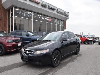 Used 2004 Acura TSX Base for sale in Concord, ON