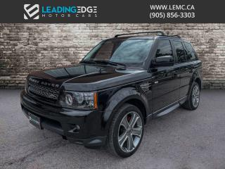 Used 2013 Land Rover Range Rover SPORT HSE for sale in Woodbridge, ON