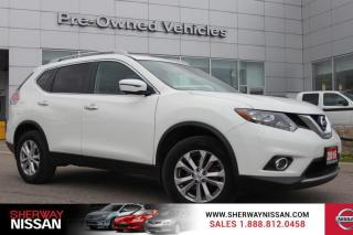Used 2016 Nissan Rogue Accident free trade,only 64000kms. Nissan certified preowned! for sale in Toronto, ON