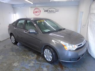Used 2010 Ford Focus 2010 Ford - 4dr Sdn for sale in Ancienne Lorette, QC
