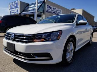 Used 2018 Volkswagen Passat 2.0 TSI Trendline+ 1 OWNER|APPLE CAR PLAY|ANDROID AUTO|HEATED SEATS|CRUISE CONTROL|ALLOYS| for sale in Concord, ON