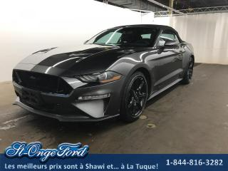 Used 2018 Ford Mustang GT haut niveau décapotable for sale in Shawinigan, QC