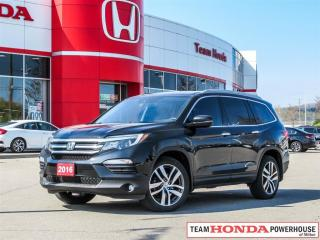 Used 2016 Honda Pilot Touring for sale in Milton, ON