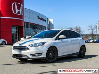 Used 2016 Ford Focus Titanium for sale in Milton, ON