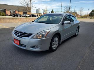 Used 2011 Nissan Altima 4dr Sdn I4 CVT 2.5 with 3 YEARS warranty for sale in Scarborough, ON
