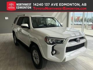 Used 2016 Toyota 4Runner SR5 | V6 | 4X4 | Backup Cam | Bluetooth | Heat Sea for sale in Edmonton, AB