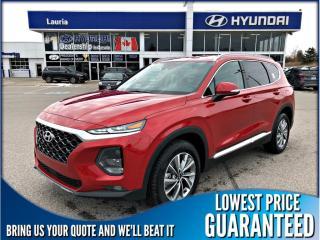 New 2019 Hyundai Santa Fe 2.4L AWD Preferred Auto for sale in Port Hope, ON