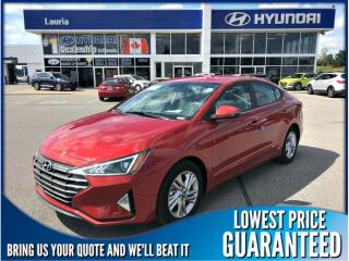 New 2019 Hyundai Elantra Preferred Preferred w/Sun & Safety Package for sale in Port Hope, ON