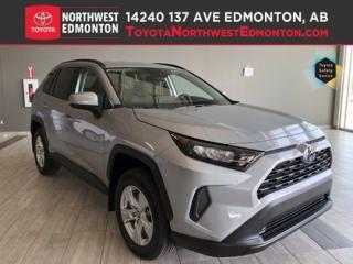 New 2019 Toyota RAV4 Hybrid LE for sale in Edmonton, AB