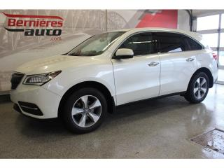 Used 2015 Acura MDX SH-AWD 7 Passagers for sale in Lévis, QC