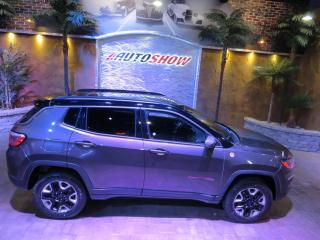 Used 2018 Jeep Compass Trailhawk 4WD - Nav, Pano Roof, Htd Wheel & Lthr for sale in Winnipeg, MB