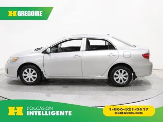 Used 2013 Toyota Corolla CE ACGR T.OUVRANT for sale in St-Léonard, QC