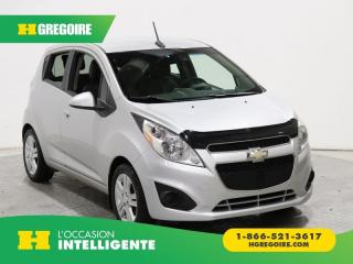 Used 2013 Chevrolet Spark LS GR ELECT MAGS for sale in St-Léonard, QC