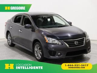 Used 2015 Nissan Sentra SR AC GR ELECT for sale in St-Léonard, QC