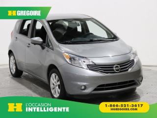 Used 2015 Nissan Versa SL A/C GR ELECT for sale in St-Léonard, QC