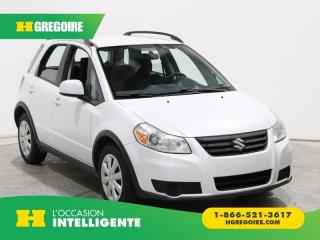 Used 2013 Suzuki SX4 JA AWD A/C GR for sale in St-Léonard, QC