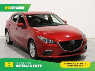 Used 2014 Mazda MAZDA3 GS-SKY A/C GR for sale in St-Léonard, QC