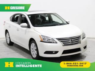Used 2014 Nissan Sentra Sl Cuir T.ouvrant for sale in St-Léonard, QC
