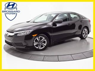 Used 2016 Honda Civic Lx Ac Bluetooth for sale in Brossard, QC