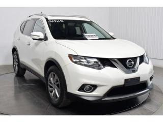 Used 2015 Nissan Rogue Sl Awd Tech Pack for sale in L'ile-perrot, QC