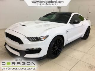 Used 2016 Ford Mustang Shelby Gt350 5.2l V8 for sale in Cowansville, QC